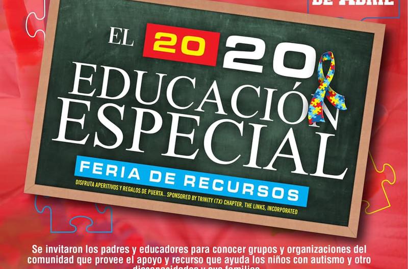 Special Education Resource Fair Spansh v