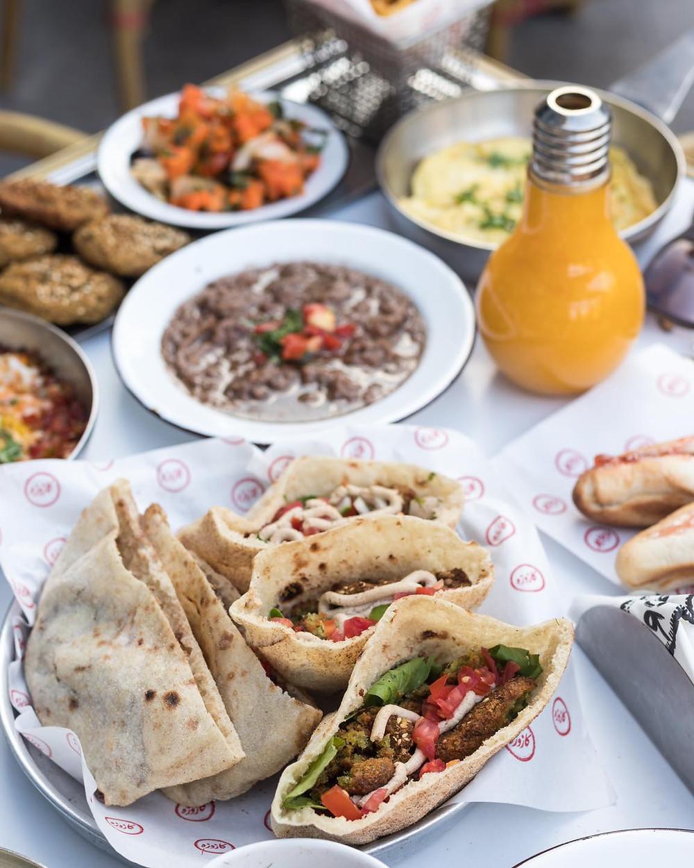 Kazouza. Best Breakfast, Brunch and Bakeries in Maadi