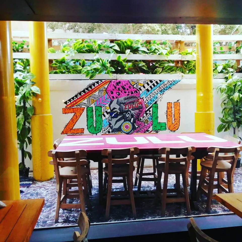 Zulu. Places To Have Dinner & Drinks in Maadi