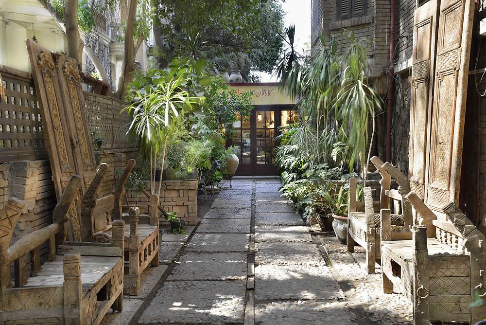 Zamalek shops. Cairo on a Budget: 10 Cheap Ways To Enjoy The City