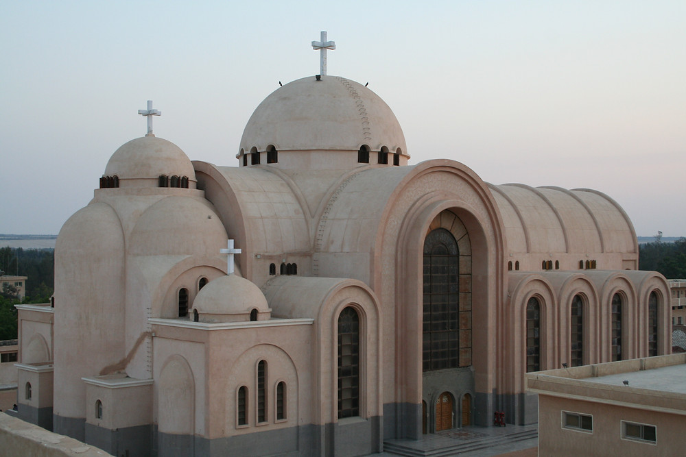 Wadi Natrun. Most Beautiful Coptic Orthodox Monasteries in Egypt