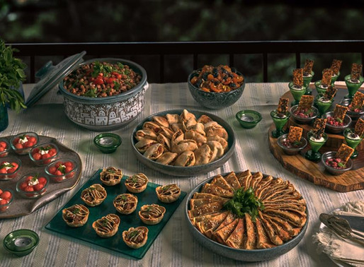 8 Catering Services in Cairo For Your Next Event At Home