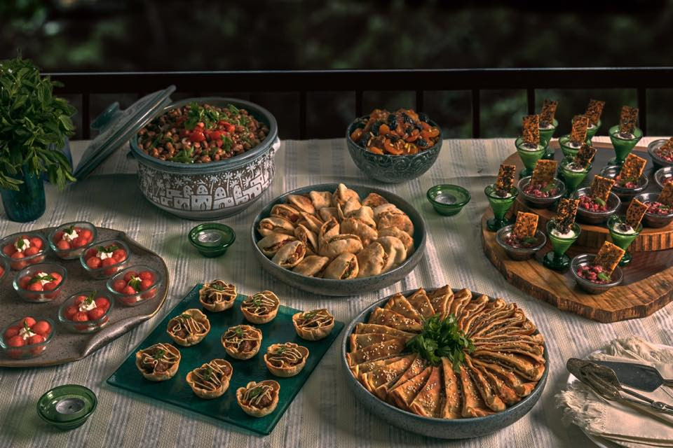 Tamr Jannah. 8 Catering Services in Cairo For Your Next Event At Home