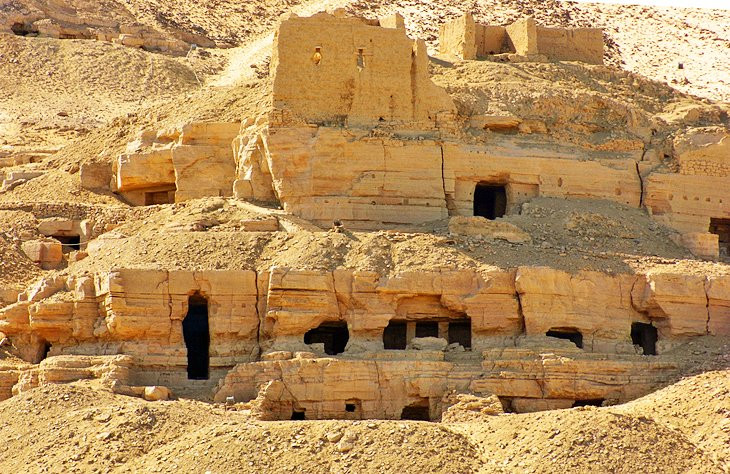 tombs of the nobles. Most Interesting Things To See and Do in Aswan, Egypt