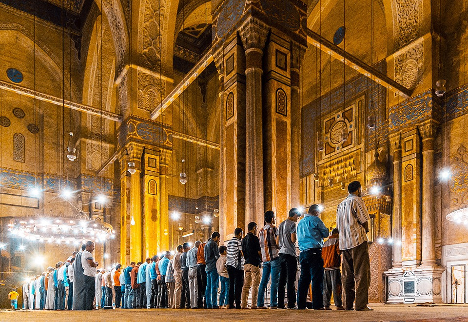 Sultan Hassan. 10 Most Beautiful Mosques in Egypt