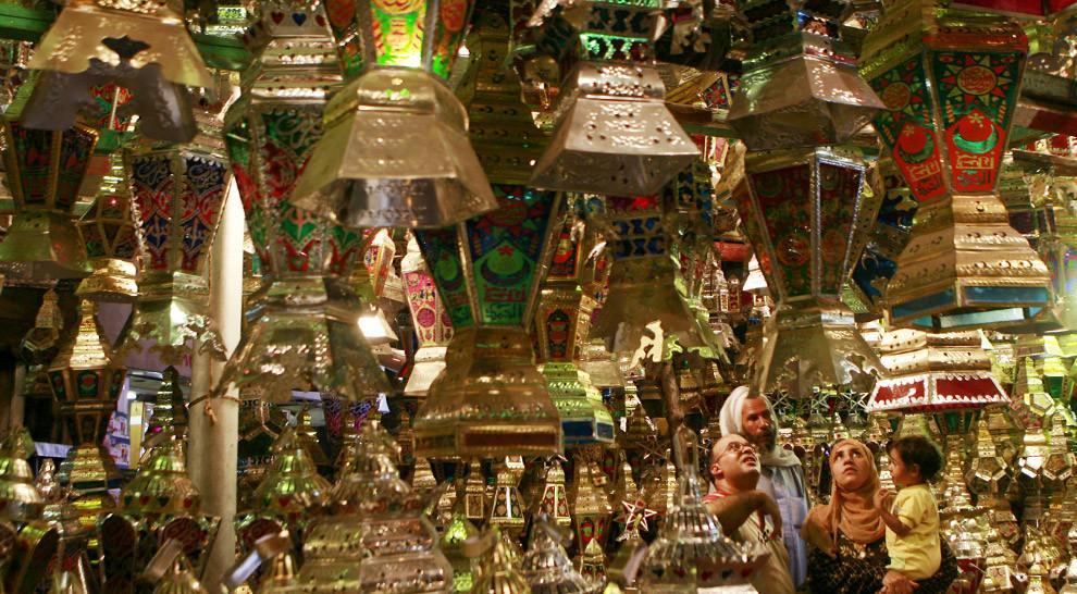 Ramadan in Cairo Egypt