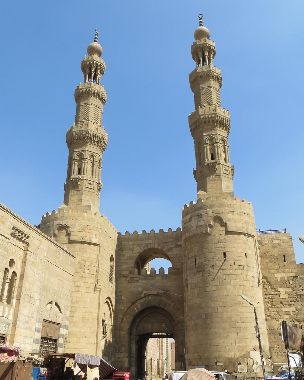 El Moez Street in Old Cairo