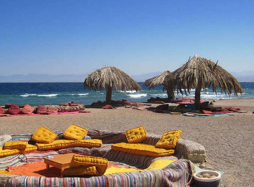 6 Peaceful Spots in Egypt To Spend New Year's Eve Away From the Crowds