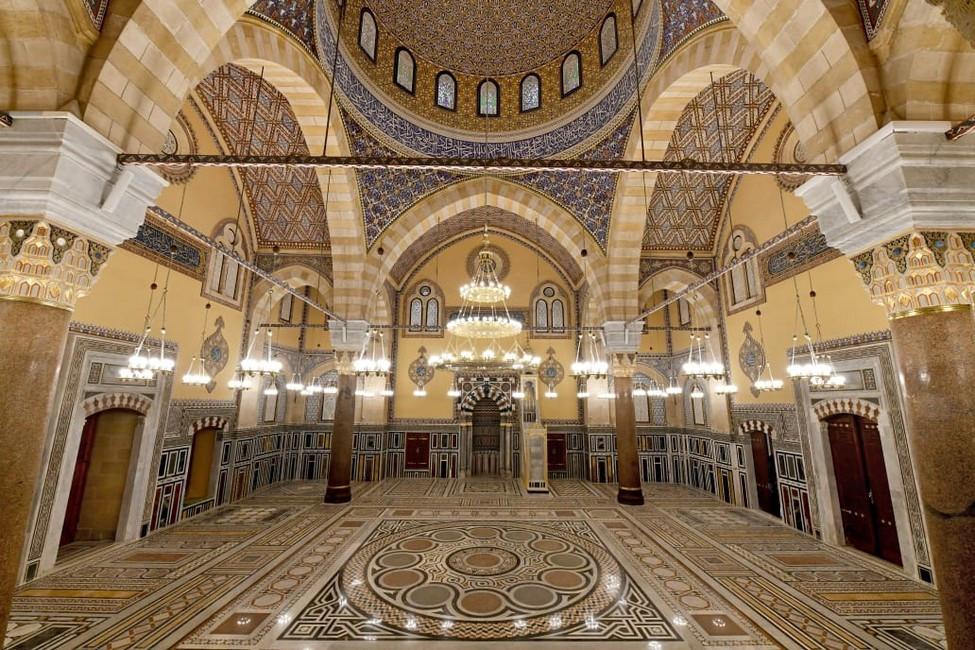 Al Fath mosque, Abdeen mosque virtual tour