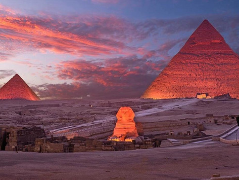 3 Day Itinerary For Cairo, Egypt