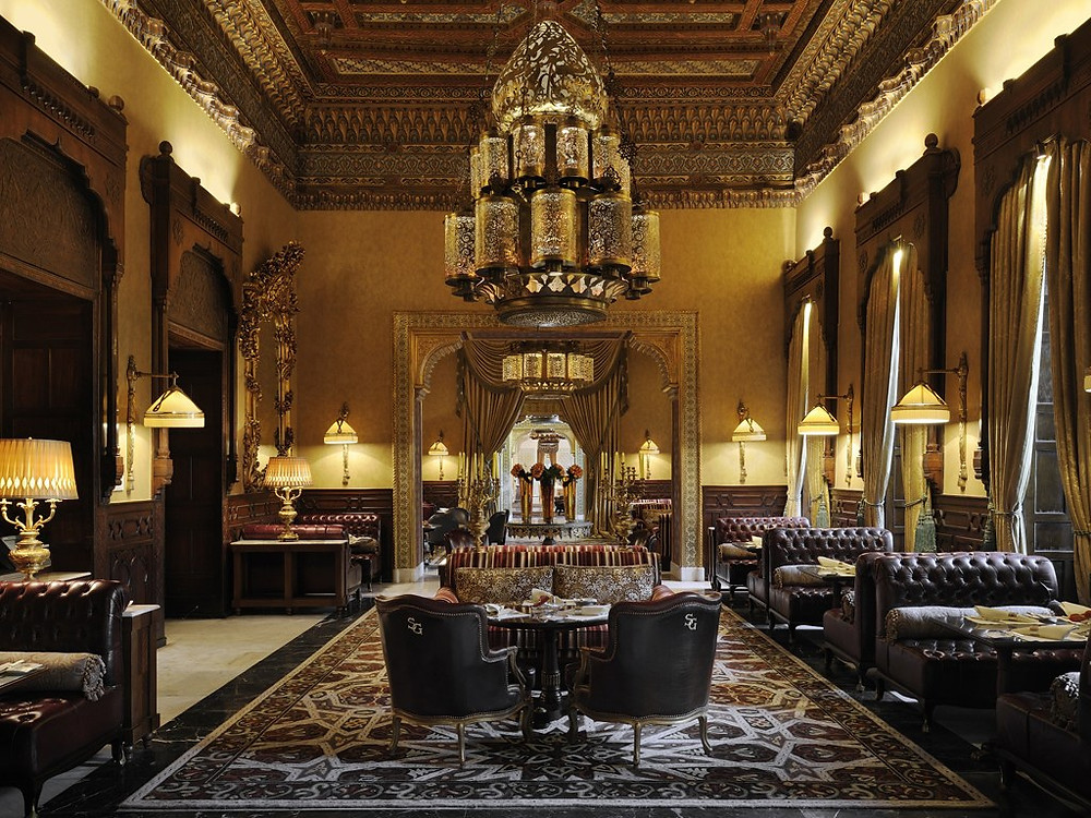 Cairo Marriott Al Gezirah Palace. 7 Beautiful Palaces in Cairo You Can Still Visit Today