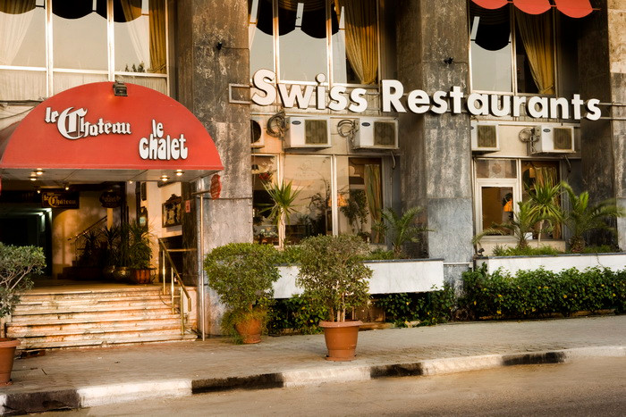 Swiss restaurants. 21 Classic 90s Restaurants in Cairo That Are Still Open Until Now