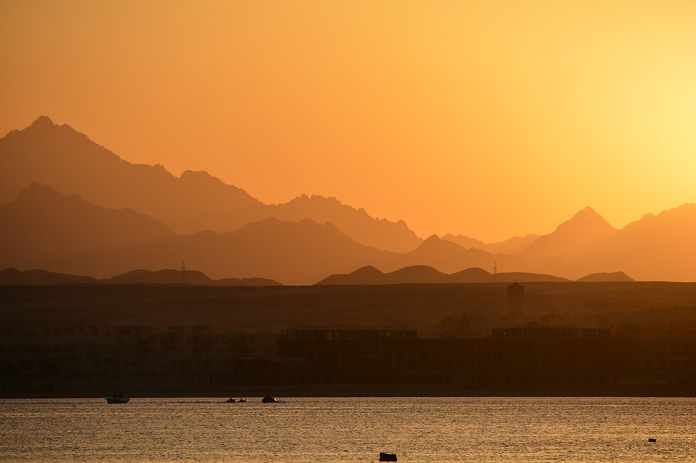 Sinai, Red Sea, mountains. Egypt has many diverse trips and adventures, which is why it's the best travel destination of 2019