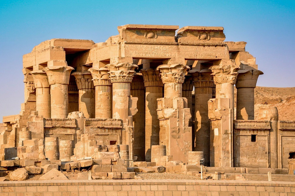 Kom Ombo. Most Impressive Ancient Egyptian Temples Still Standing Today