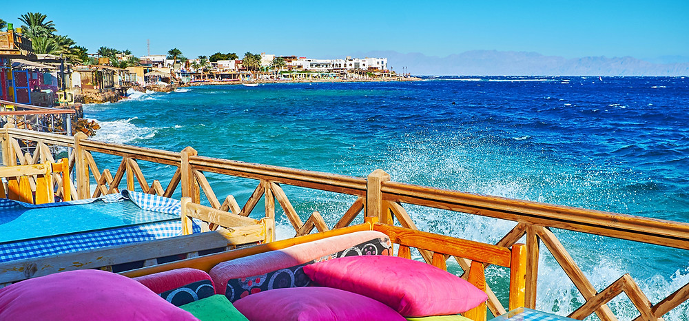 Dahab. 12 Travel Destinations in Egypt Perfect For The Fall