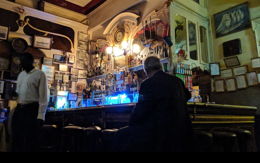 Cap D'or. Bars and Night Spots in Alexandria, Egypt