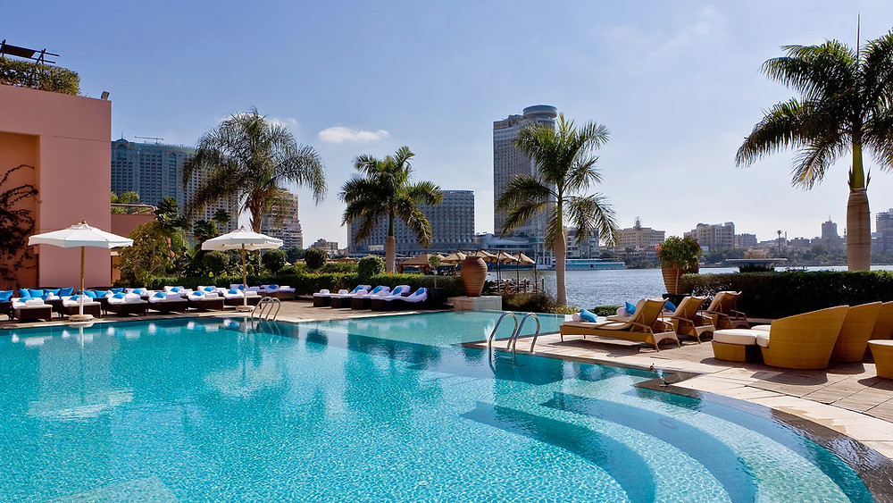 Sofitel Gezirah. Pools & Day-Use in Cairo: 7 Best Hotel Pools To Spend The Day At