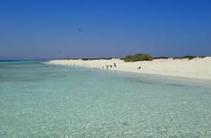 Qulaan Islands. Best beaches in Egypt