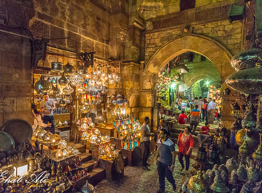 Khan El Khalili: An Egyptian Local's Guide