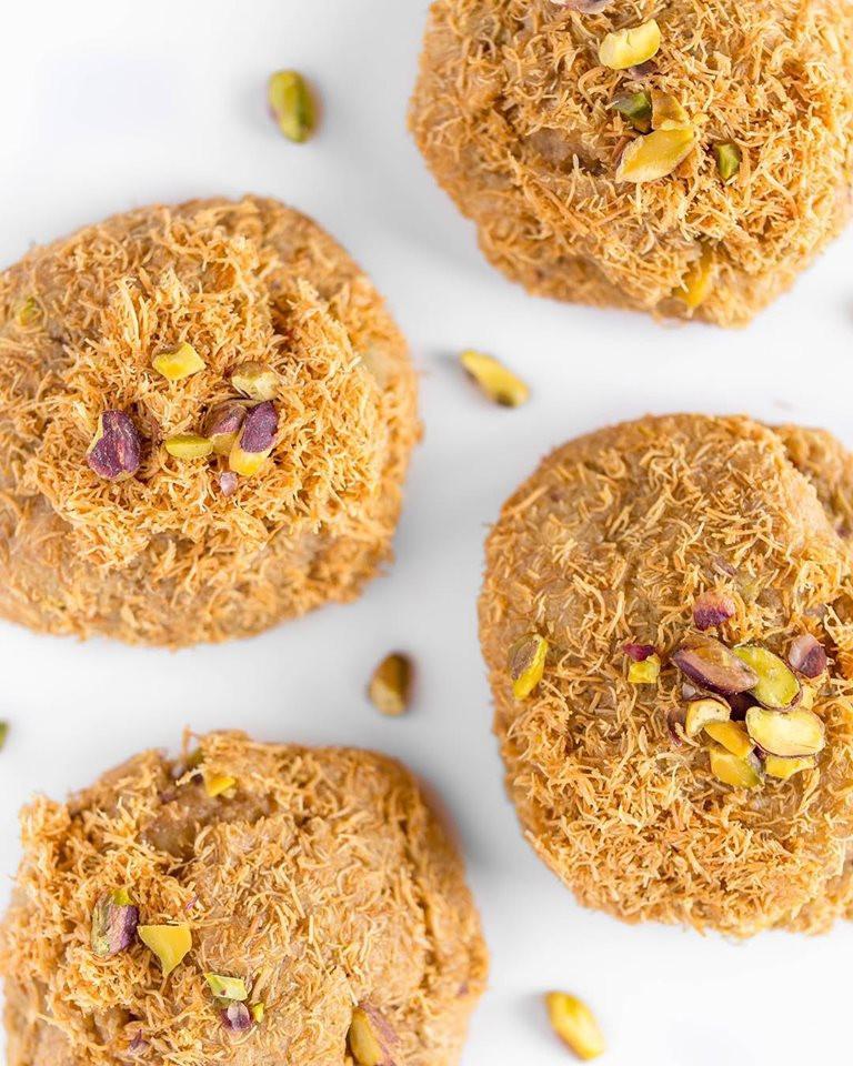 doughnafa. 9 New & Strange Ramadan Desserts in Egypt