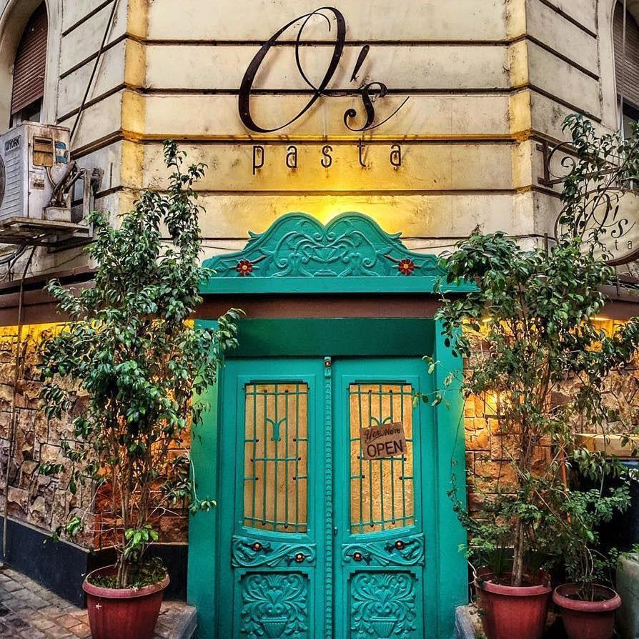 O's Pasta. Hidden Gem Restaurants in Zamalek