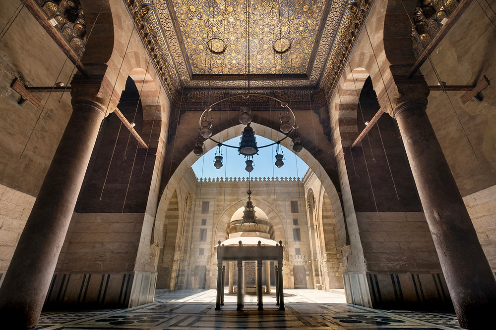 barquq mosque.10 Most Beautiful Mosques in Egypt