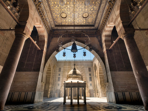 10 Most Beautiful Mosques in Egypt