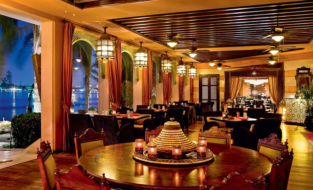 La Palmeraie. 7 Nile-Side Restaurants To Take Foreign Friends To Now That Sequoia's Closed