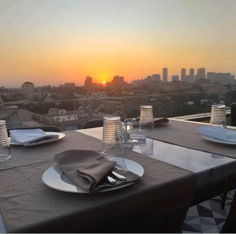 Estro. Places To Have Dinner & Drinks in Maadi
