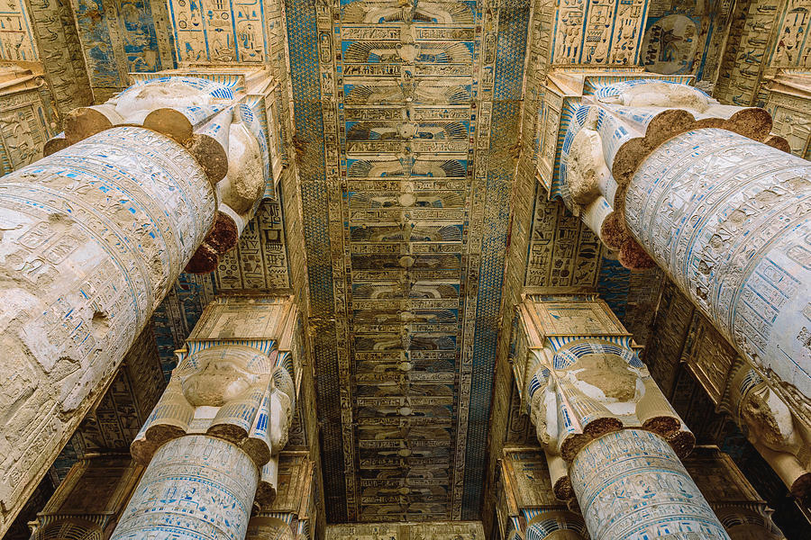 dendera. Most Impressive Ancient Egyptian Temples Still Standing Today