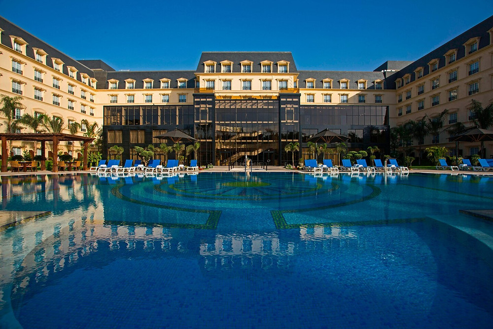 Renaissance Mirage City. Pools & Day-Use in Cairo: 7 Best Hotel Pools To Spend The Day At