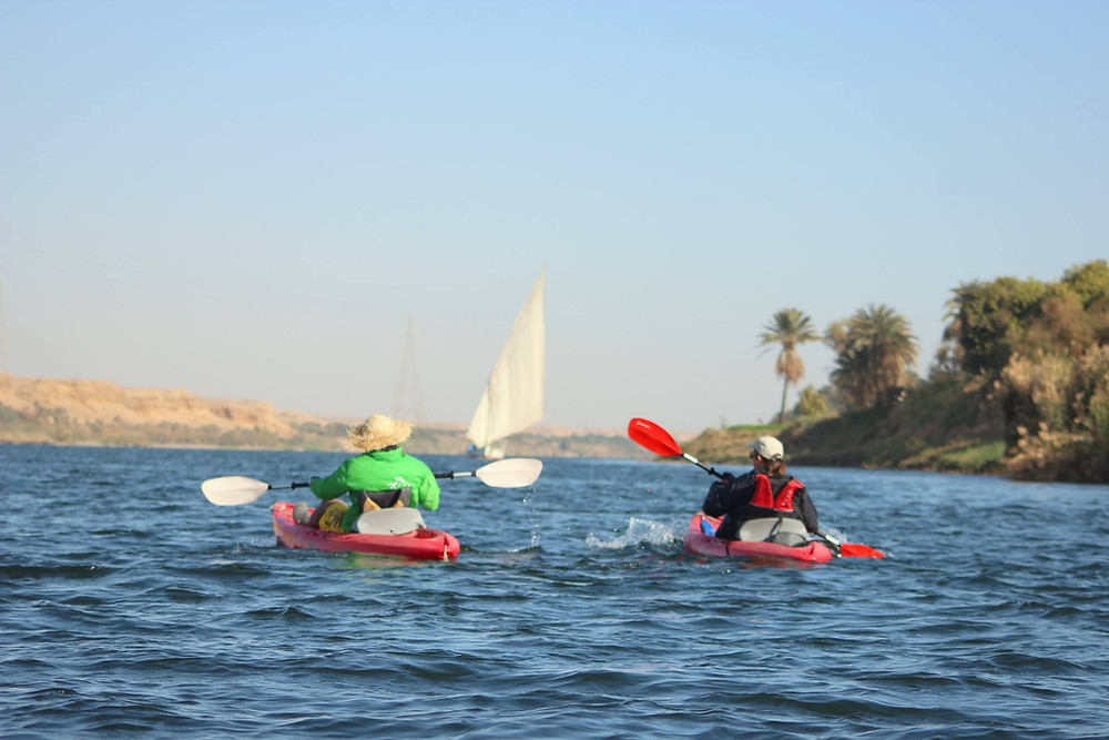 kayak luxor aswan. 7 Extreme Adventure Experiences in Egypt for Adrenaline Junkies