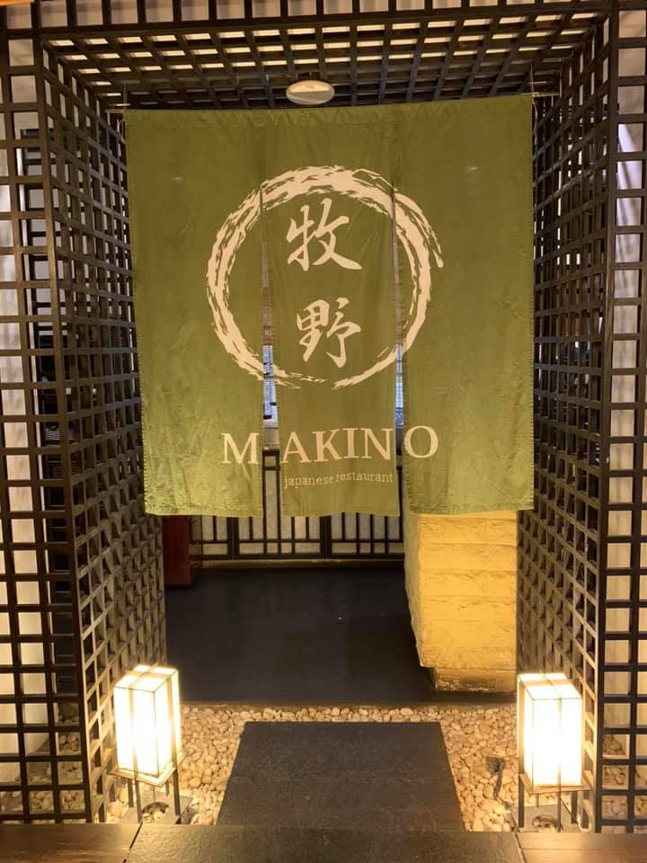 Makino. Hidden Gem Restaurants in Zamalek