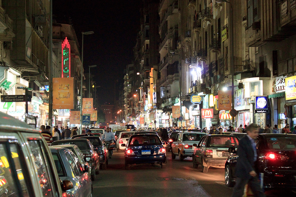 Downtown Cairo, which area and neighborhood to stay in Cairo Egypt