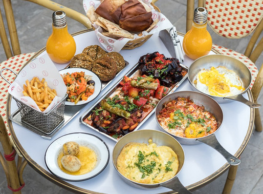 30 Best Breakfast Spots in Cairo, Egypt