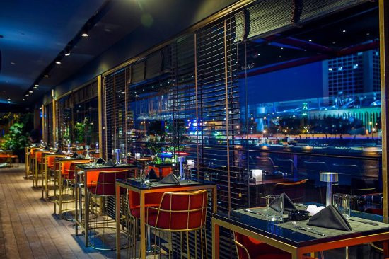 Pier 88 in Zamalek. Best bars, pubs, clubs and nightlife in Cairo Egypt