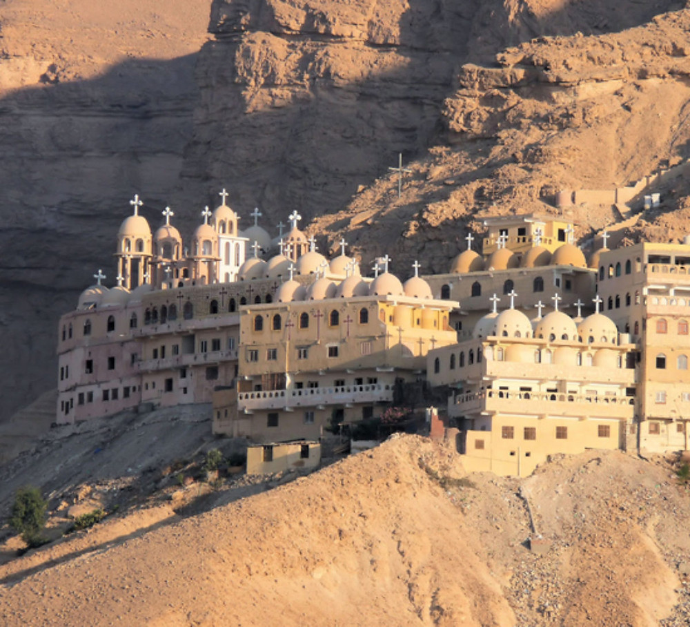 St. Paul. Most Beautiful Coptic Orthodox Monasteries in Egypt