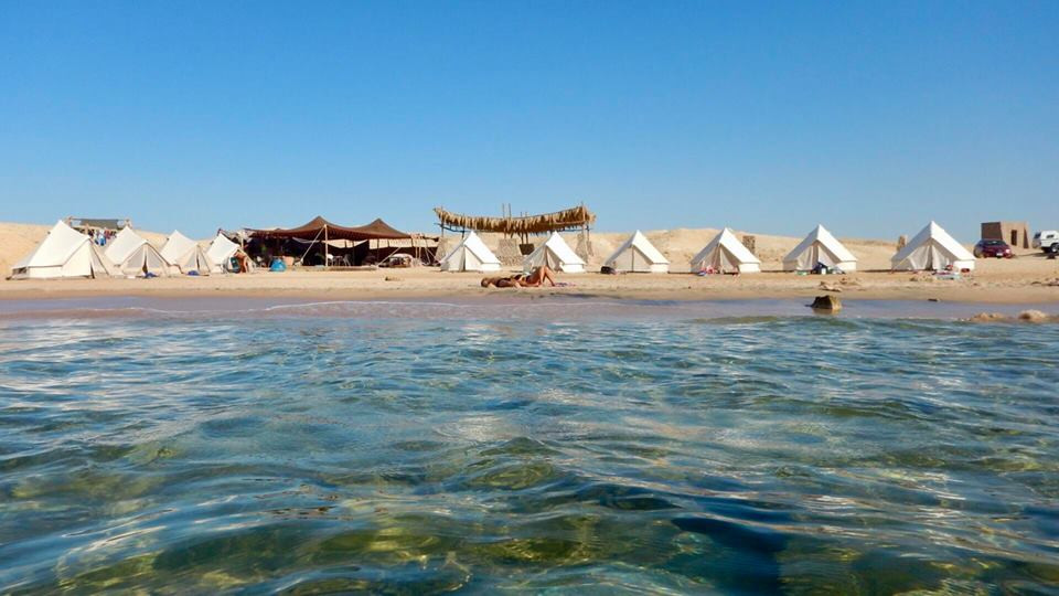 Egypt Red Sea Riviera. Ras Mohammed