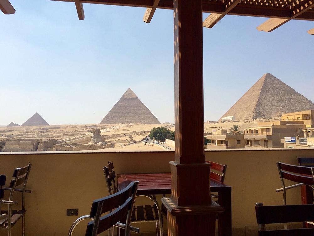 Pyramids Pizza Hut. Cairo on a Budget: 10 Cheap Ways To Enjoy The City