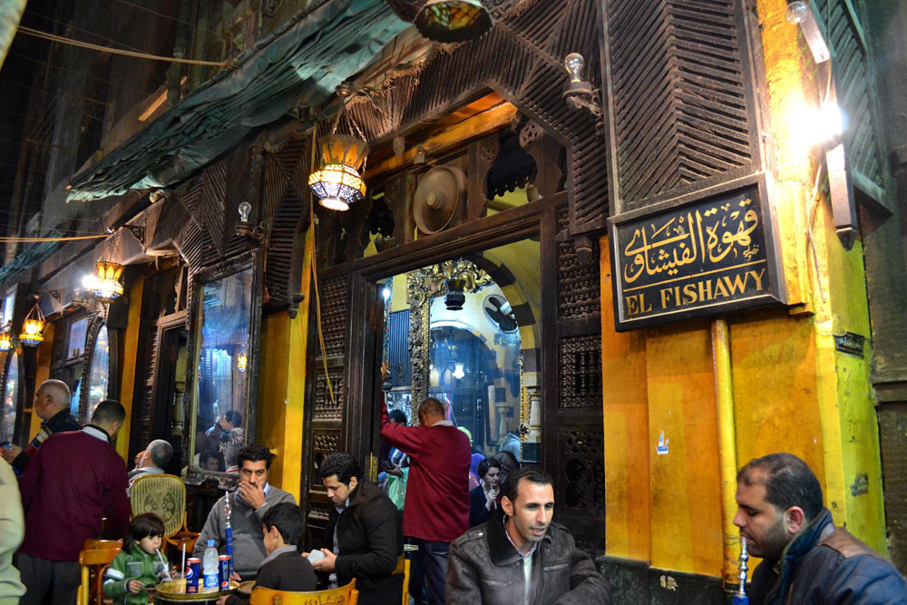 El Fishawy. Vintage Cairo: 15 of the Oldest Restaurants, Bars and Cafes in the City