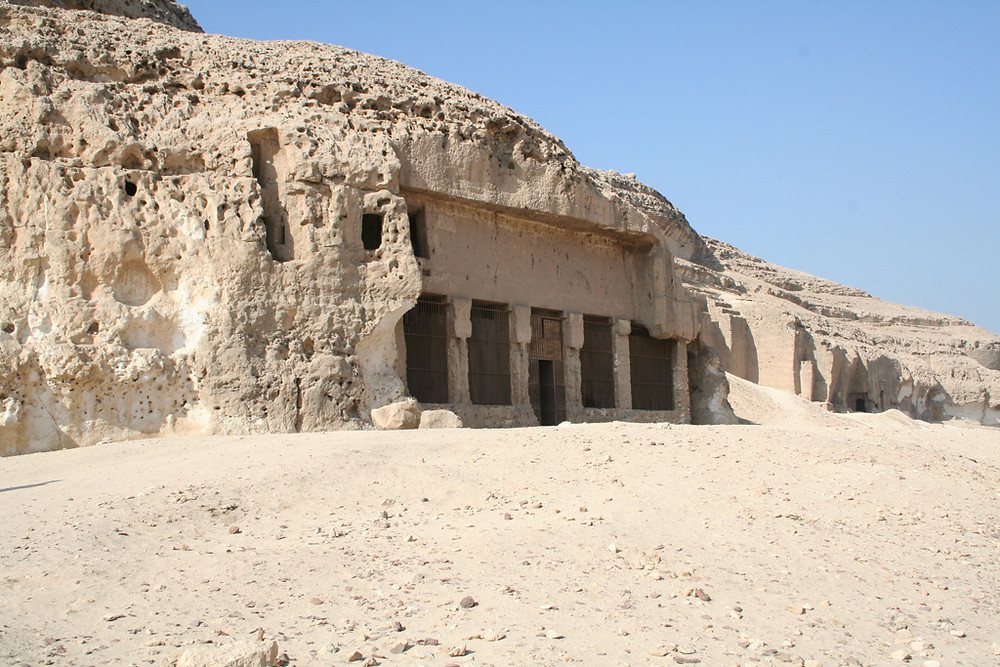 Beni Hassan. 9 Natural and Historical Sites in Egypt Most People Have Never Heard Of