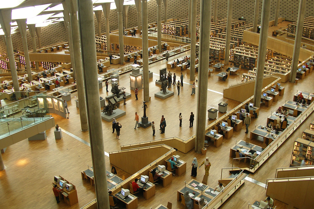 Bibliotheca Alexandrina. Sightseeing in Alexandria, Egypt: 15 Best Things To See And Do