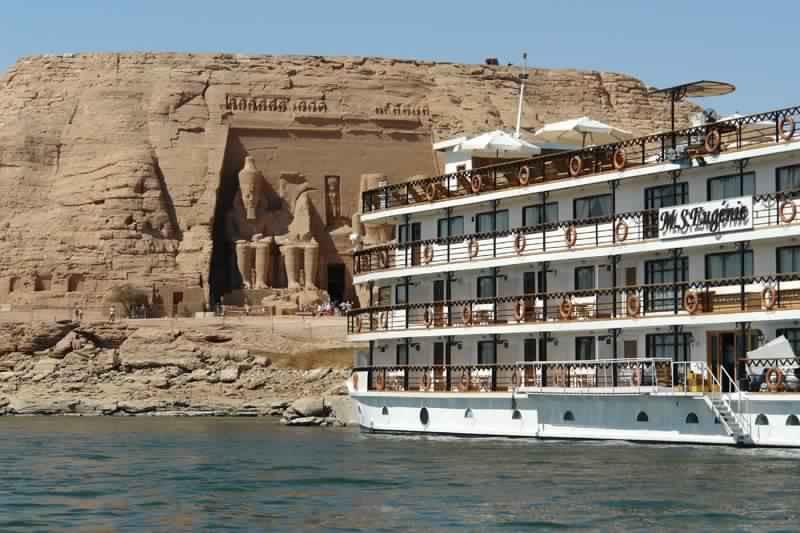 Lake Nasser Abu Simbel Cruise, egypt. best new year's spots in Egypt