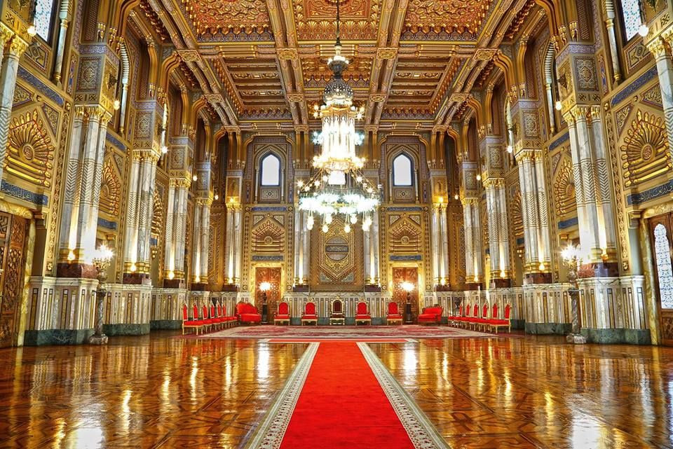 Abdeen Palace. 7 Beautiful Palaces in Cairo You Can Still Visit Today