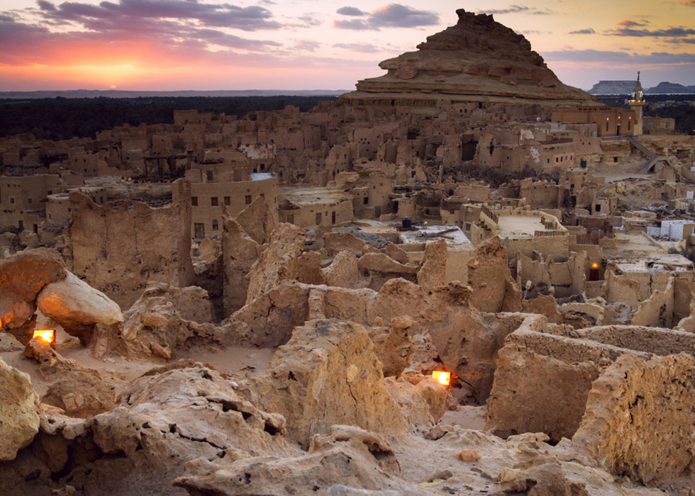 Siwa. 12 Travel Destinations in Egypt Perfect For The Fall