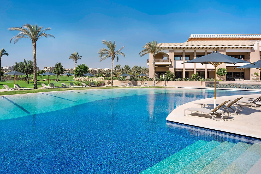 The Westin. Pools & Day-Use in Cairo: 7 Best Hotel Pools To Spend The Day At