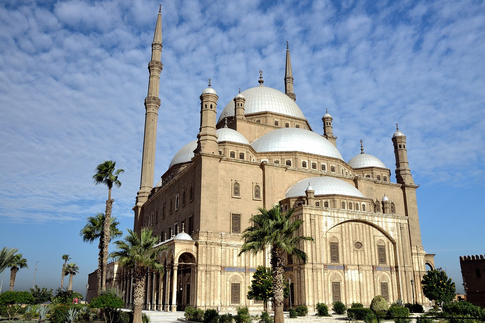 mohamed ali mosque. 10 Most Beautiful Mosques in Egypt