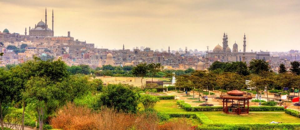 Azhar Park. Cairo on a Budget: 10 Cheap Ways To Enjoy The City