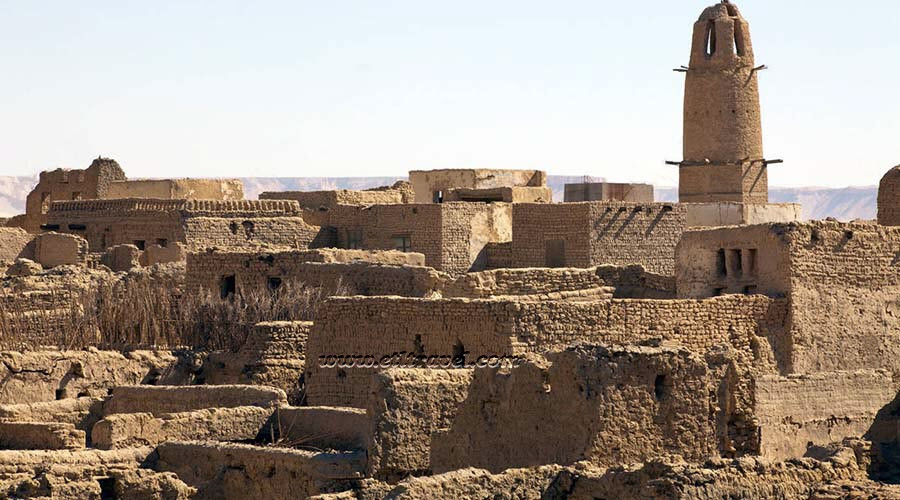 El Qasr. 9 Natural and Historical Sites in Egypt Most People Have Never Heard Of