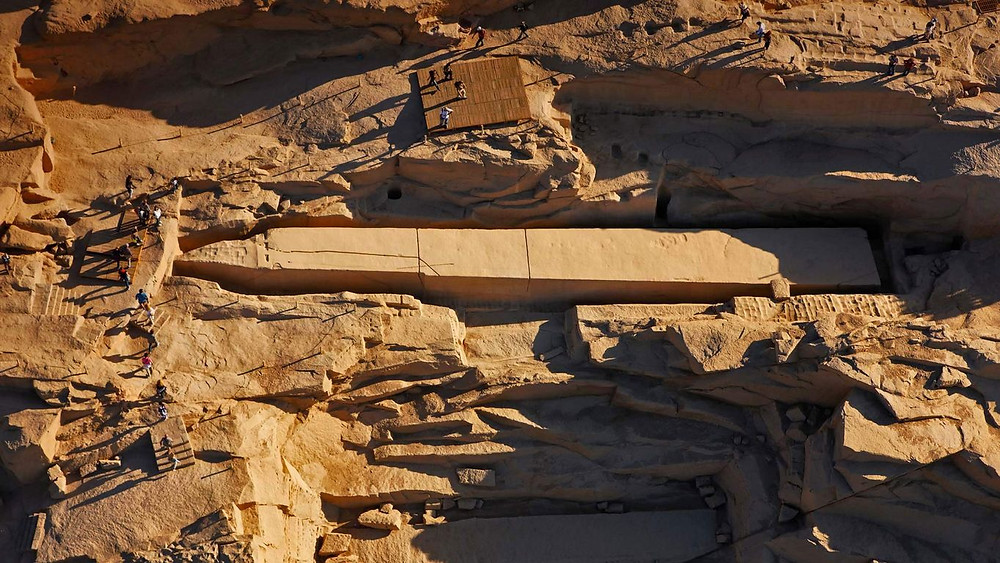 Unfinished obelisk. Most Interesting Things To See and Do in Aswan, Egypt